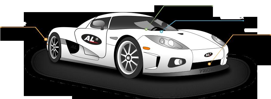 AL Priority Car